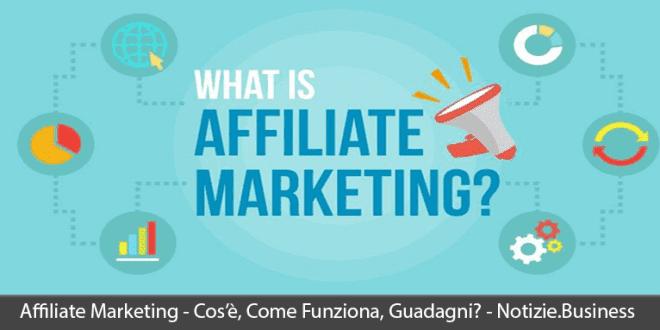 affiliate marketing cos'è come funziona quanto si guadagna