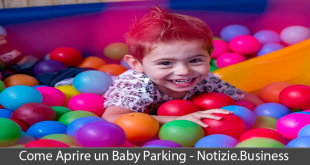 come aprire baby parking