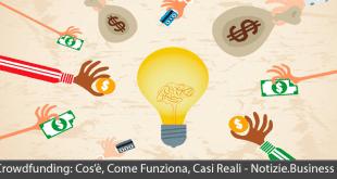 crowdfunding cos'è come funziona e casi di successo