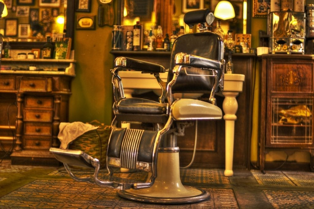 Barber Shop in franchising