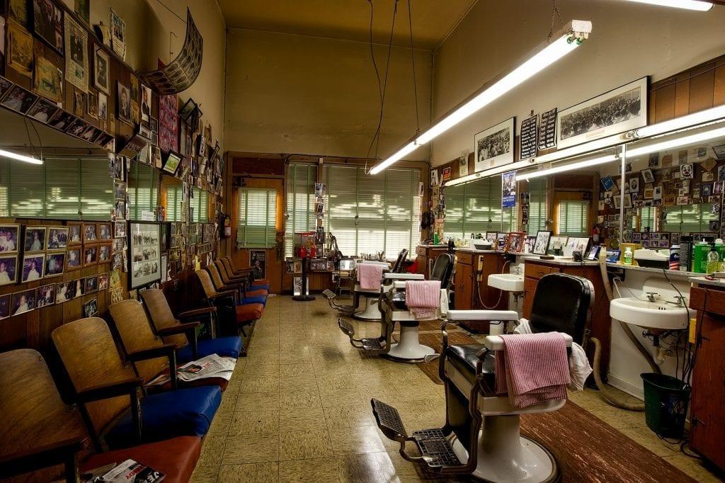 Barberia Shop