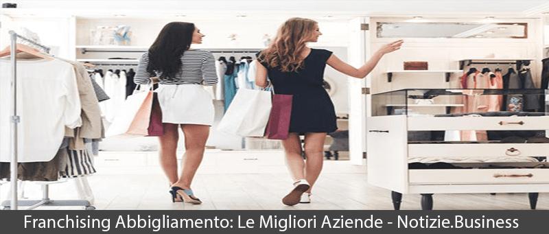franchising abbigliamento