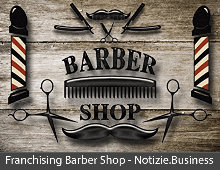 franchising barber shop