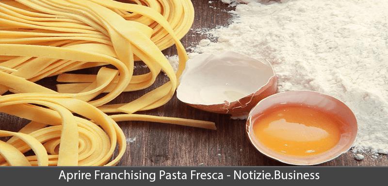 aprire franchising pasta fresca