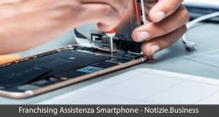 franchising assistenza smartphone