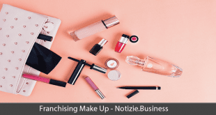 franchising make up