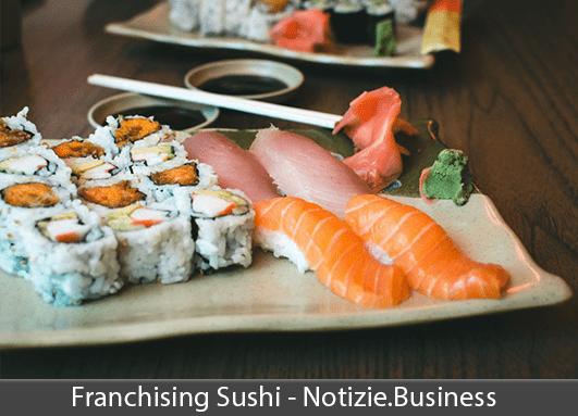 franchising sushi