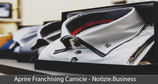 come aprire franchising camicie