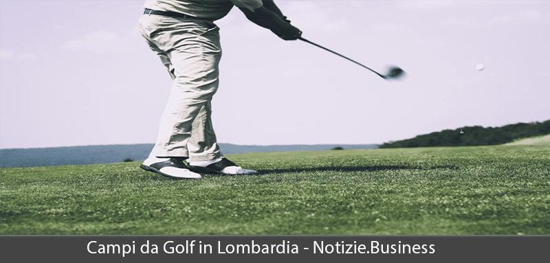 campi da golf in lombardia