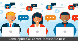 come aprire call center