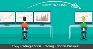 copy trading e social trading