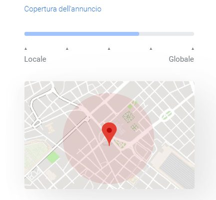 google ads mappa