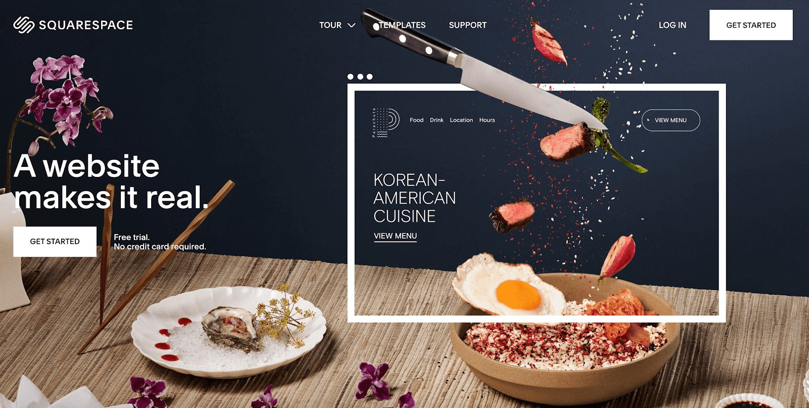 eCommerce SquareSpace