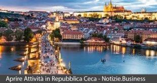 aprire attività in repubblica ceca