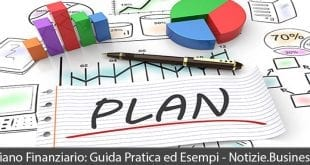 piano finanziario