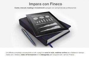 Fineco Trading Webinar
