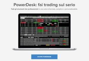 Le piattaforme di Fineco Trading