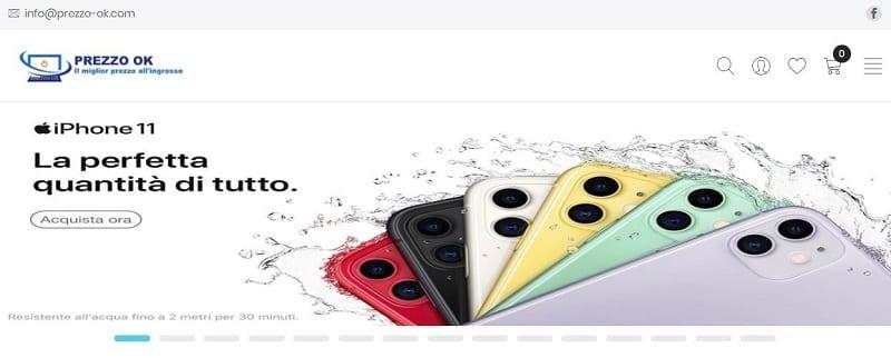 Prezzo OK è uno dei maggiori fornitori italiani di articoli tecnologici