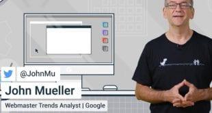 Google John Mueller