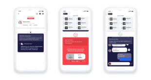Facebook - nuova app per eventi live