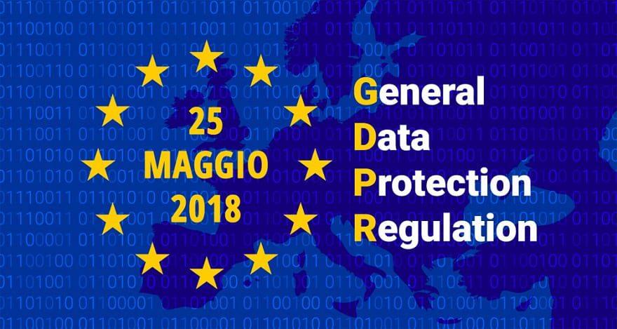 Il 25 maggio 2018 è entrato in vigore il GDPR, regolamento teso a proteggere i dati personali degli utenti Internet