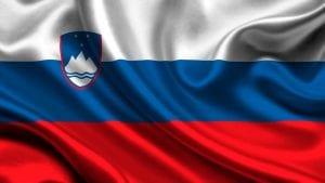 Bandiera Slovenia