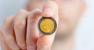 variazioni euro