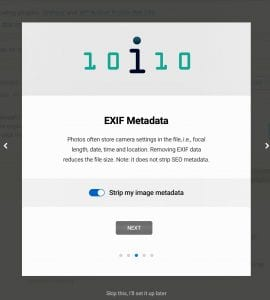 Exif Metadata