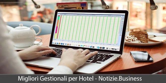 migliori gestionali per hotel