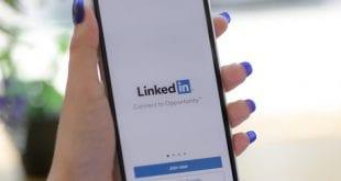 LinkedIn Logo Cellulare