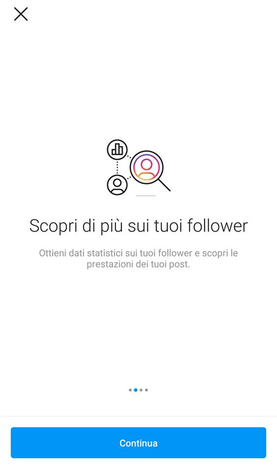 Passo 2.2 Instagram Analytics