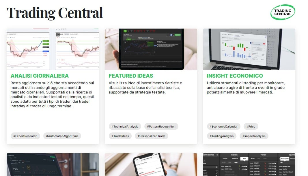 Trading Central Investous
