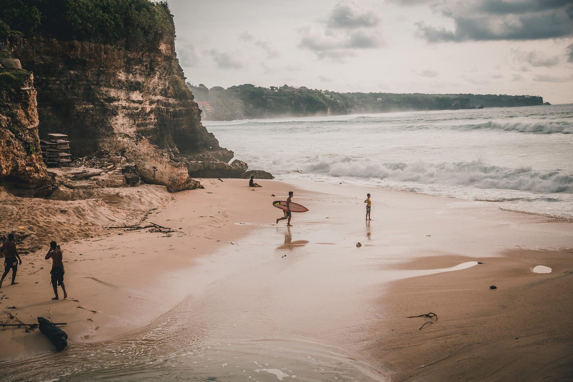 Spiaggia Indonesia