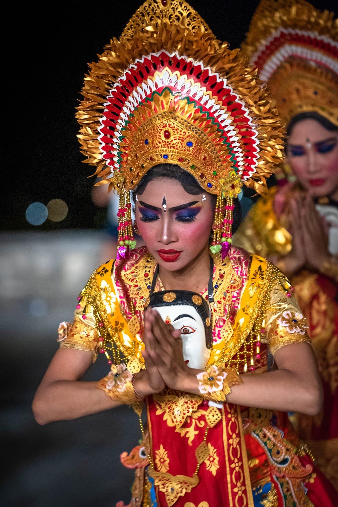 Popolazione Bali