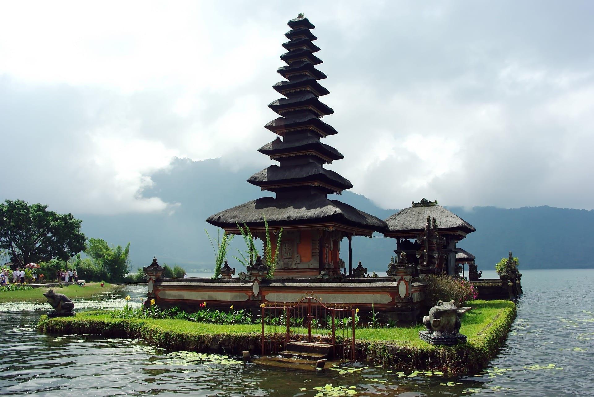 Tempio Indonesia.
