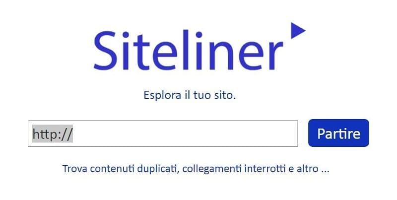 Siteliner è prezioso in quanto va ad individuare tutti i contenuti non originali all'interno del proprio sito