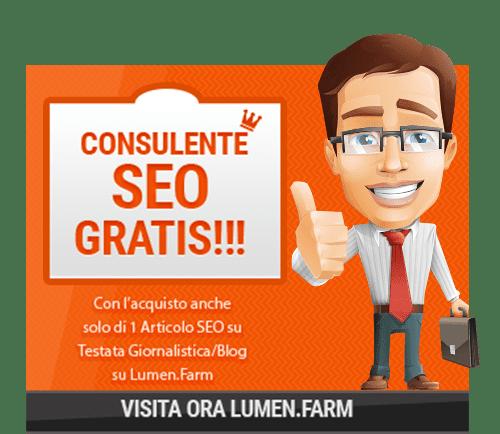 consulente SEO gratis