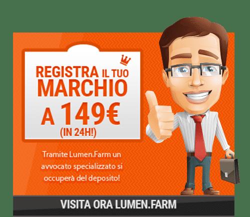 registrazione marchio denominativo