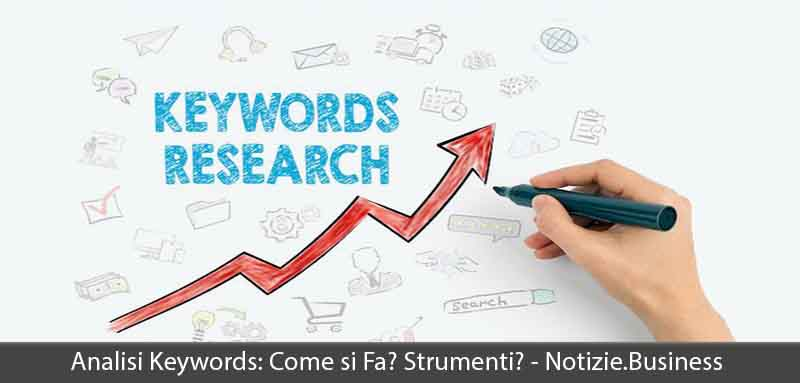 analisi keywords
