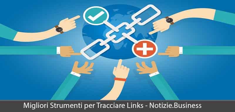 migliori strumenti per tracciare link