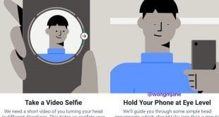 problema verifica identità video selfie instagram
