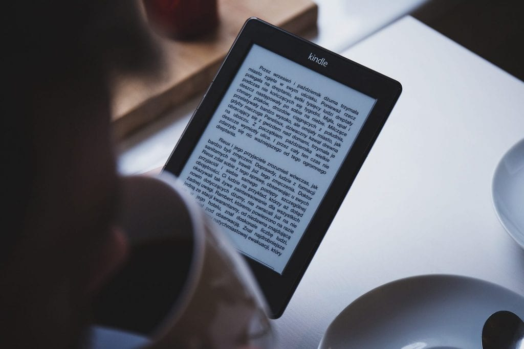 Formato Kindle Self Publishing