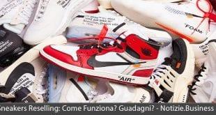 sneakers reselling