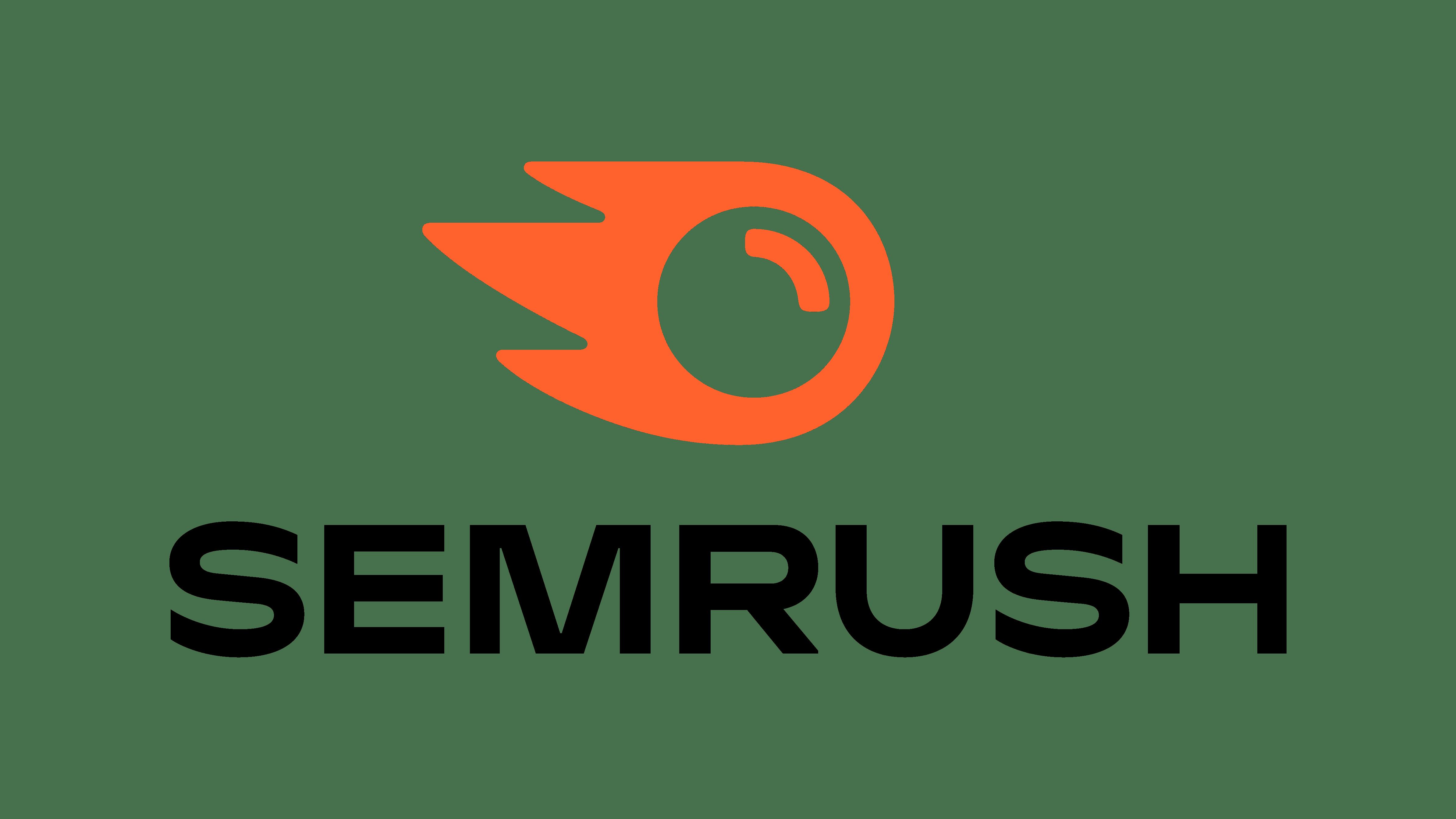 Logo di Semrush