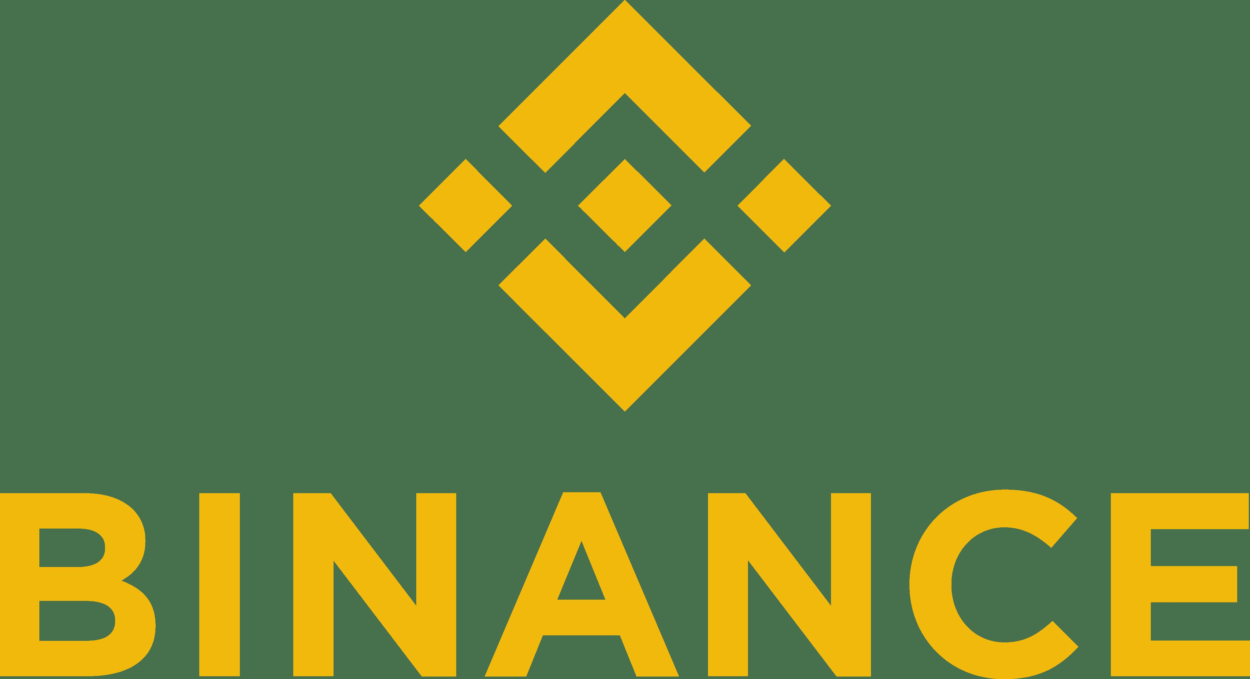 Logo di Binance