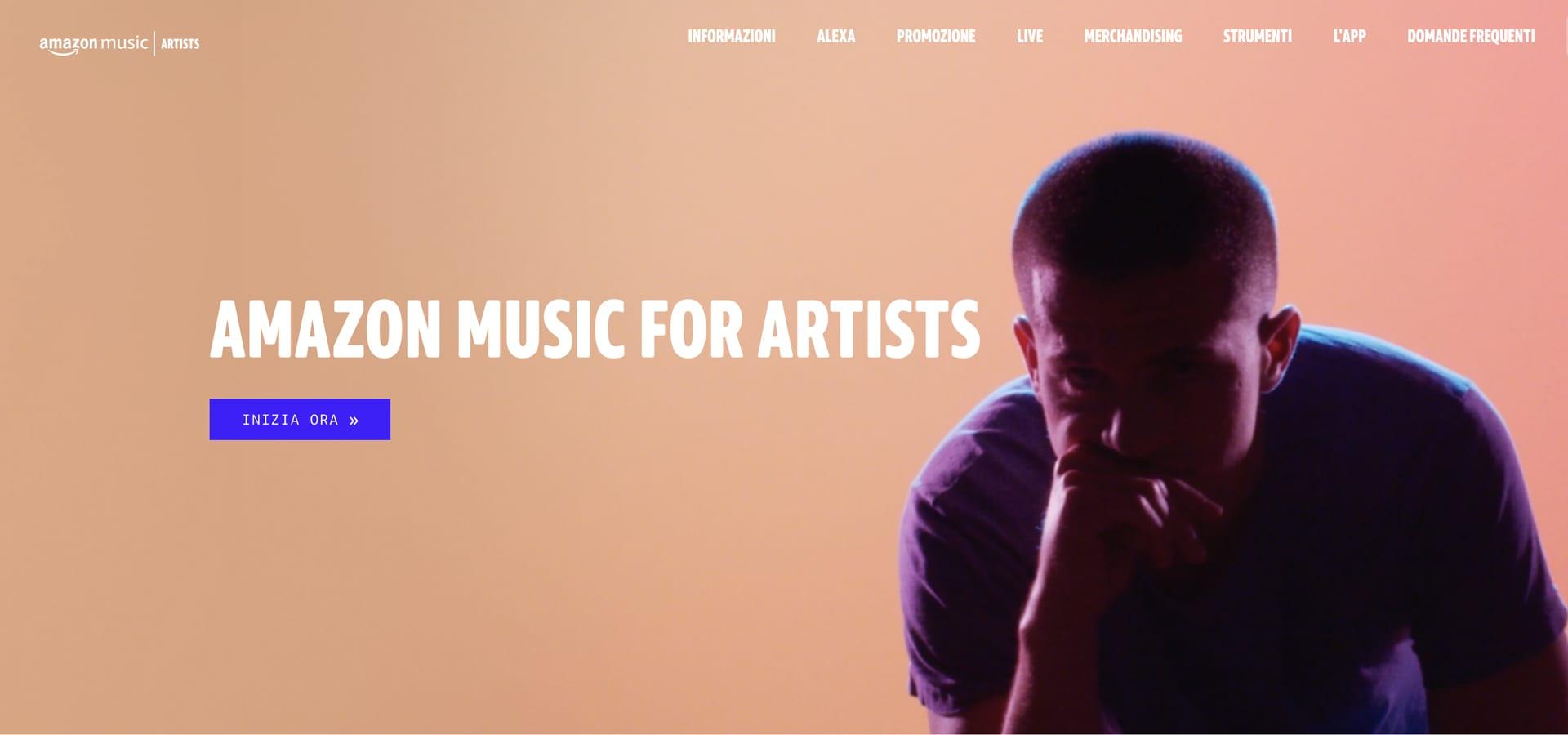 amazon music fort artist